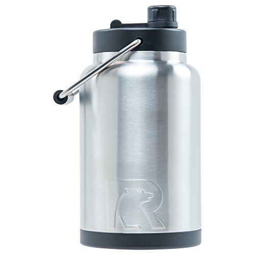 Jug, Half Gallon, Stainless Colorado