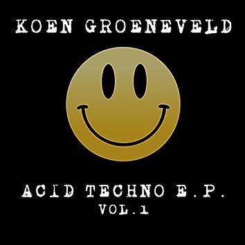 Acid Techno, Vol. 1