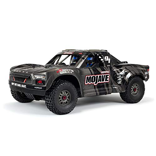 ARRMA RC Truck 1 7 Mojave 4X4 Extreme Bash Roller, ARA7204