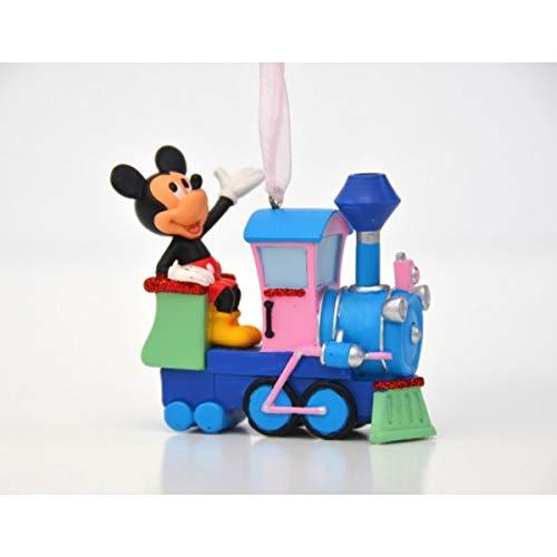 Disneyland Paris, Mickey Mouse in train Ornament