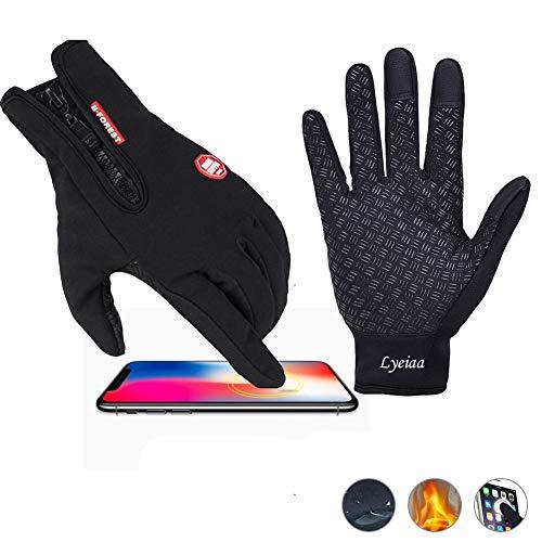 Limirror Winter Damen Handschuhe Warm Handschuhe mit Touchscreen Funktion f/ür Damen und Herren