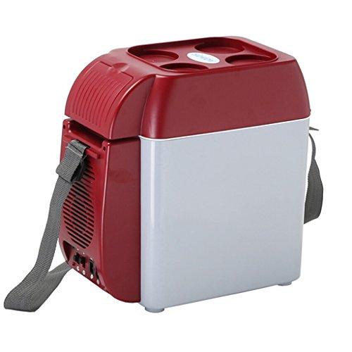JCOCO Automobile del frigorifero di 7.5L Automobile doppia portatile di riscaldamento di refrigerazione del latte del seno della piccola macchina portatile di refrigerazione di viaggio mini