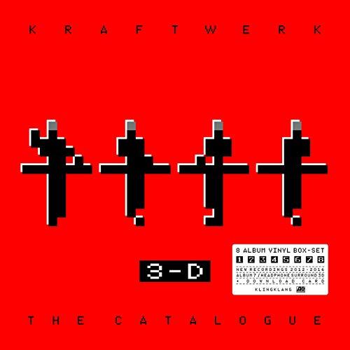 3-D The Catalogue – English Version (Vinyl Box Set) (9 LP) [Vinyl LP]