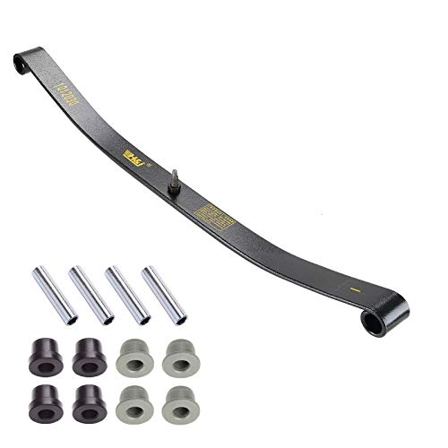 10L0L Golf Cart Heavy Duty Front Leaf Spring Kit for Club Car DS 1981-up, Club Car Precedent 2004-2008, Gas and Electric, OEM# 1012030 1012322 1013867 1015108