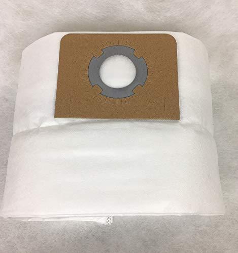 10 Staubsaugerbeutel passend/geeignet für Einhell Inox 1250 und Inox 1250/1