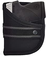Garrison Grip Custom Fit Woven Pocket Holster Fits Taurus PT738 TCP 380 w/or w/o Laser (W2)