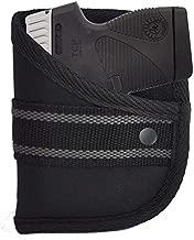Garrison Grip Custom Fit Woven Pocket Holster Fits Taurus PT738 TCP 380 w/or w/o Laser (W2)