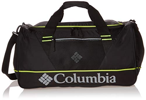 Columbia Large Duffle Travel Bag Duffel, Jet Black