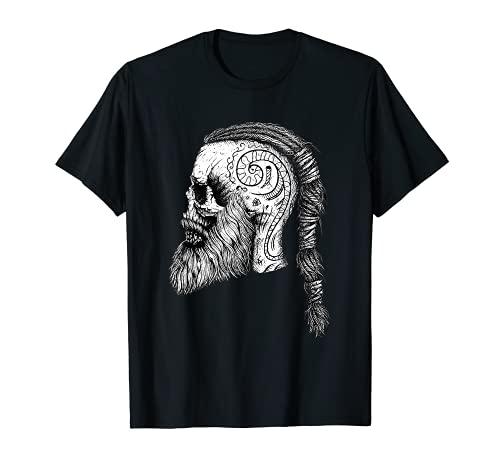Regalo de la mitología vikinga nórdica y los países nórdicos Camiseta