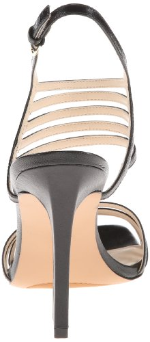Nine West Women's Katherena Leather Dress Sandal