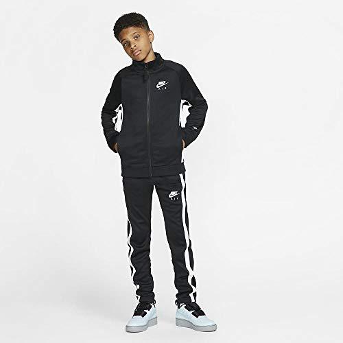 Nike Jungen Tracksuit B AIR, Black/White, XS, BV3603