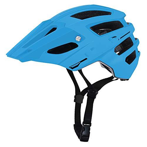 Casque de Sport de vélo de Montagne d'endurance Cross-Country-Blue