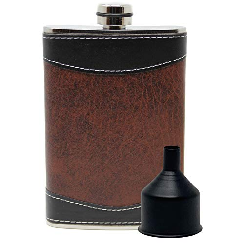 Our #5 Pick is the Primo Liquor Stainless Steel Flask