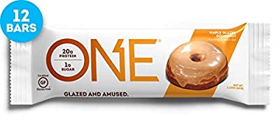 ONE Protein Bars Maple