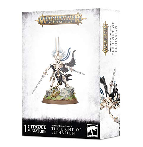 Games Workshop Warhammer AoS Lumineth Realm-Lords The Light of Eltharion