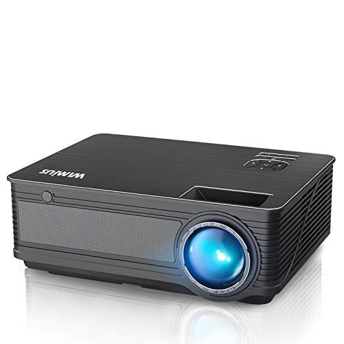Proyector LED Full HD Soporte 1920x1080P Proyector Cine en Casa