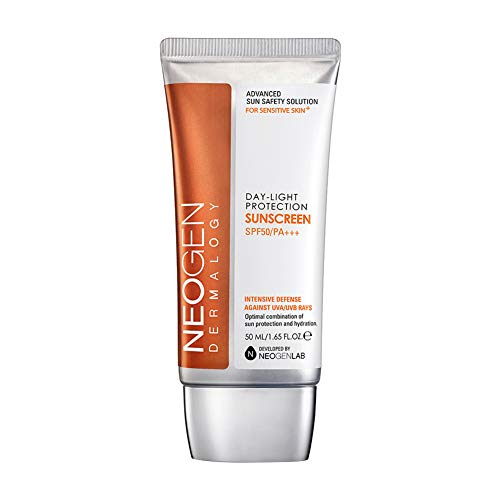DERMALOGY by NEOGENLAB UVA/UVB, SPF50+ Day-Light Protection Airy Sunscreen, Essence type, Ultra Light, 50ml / 1.69 oz (50ml / 1.69 oz, Day-Light Protection Sunscreen)
