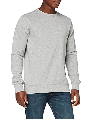 Stedman Apparel Active Sweatshirt/ST5620 Sweat-Shirt, Gris, M Homme