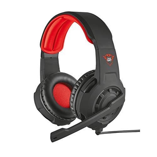 I-CHOOSE LIMITED Trust 21187 GXT 310 Radius Gioco Cuffie Cablate con Microfono/Cuffie Stereo con Microfono per PC, Il Computer Portatile, Tavoletta, Consolle, Skype