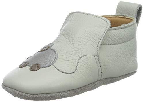 Haflinger Unisex Baby Lauflernschuh Speedy Hausschuhe, (Beige 49), 23 EU