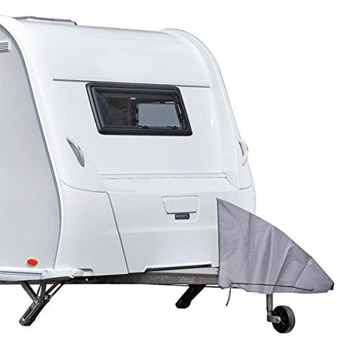 Funda protectora para el acoplamiento del caravana/casa sobre ruedas