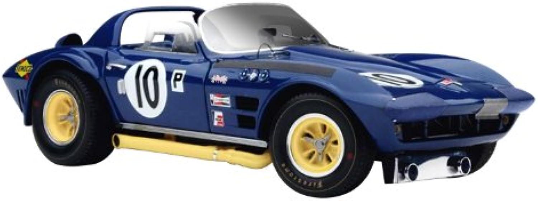 True Scale 413311099 - Chevrolet GrandSport, Startnummer 10, 1966, 1 43