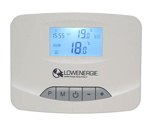 Lowenergie Wireless Digital Plug-in Thermostat