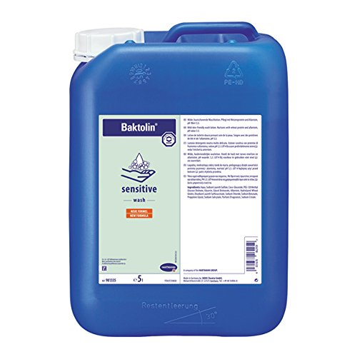 Baktolin sensitive Waschlotion 5 Liter Kanister von Bode