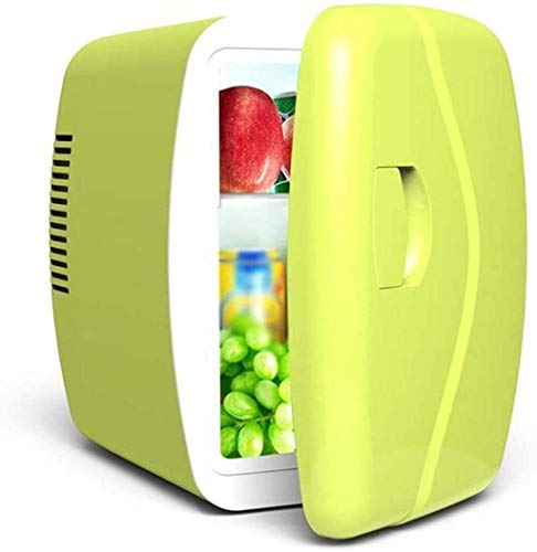 Refrigerador del coche 4L mini refrigerador/de picnic al aire libre Nevera / 12V del refrigerador del coche / 220V pequeña Cocina Nevera, 1 1yess (Color : 2)