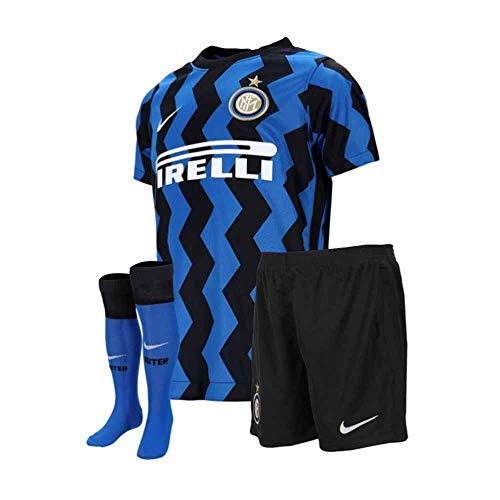 Nike Inter Lk Nk Brt Kit Hm Set Da Calcio Unisex - Bambini