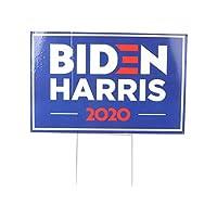DOITOOL ビデンハリス2020ヤードサイン大統領選挙サインヤード芝生サインジョーバイデンガーデンサイン大統領