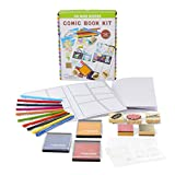 Kids Projects - Kid Made Modern Comic Book Kit - Storytelling For Kids