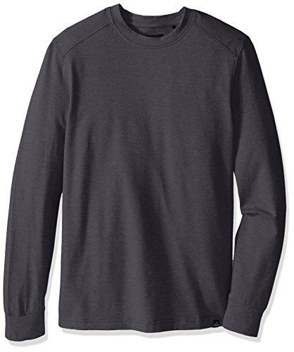 Prana Decco Crew T-Shirt pour Homme Anthracite Taille S