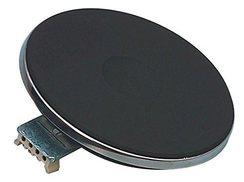 Unbekannt Heiße Platten Original-Teilenummer 12.22453.001, 7-Takt Kochplatte EGO Serie 12 mit 8 (973977013455)