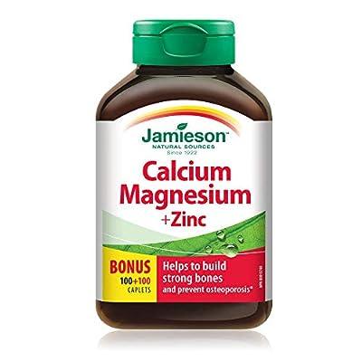 Jamieson Calcium Magnesium + Zinc