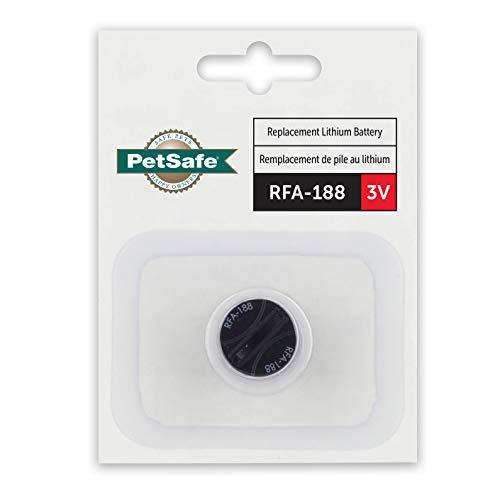 PetSafe 3 Volt Lithium Batterie, Ersatzbatterie für PetSafe Halsbänder, Einzelpack
