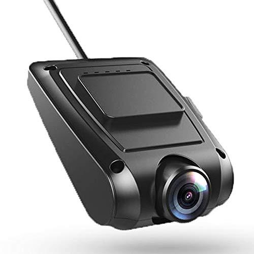 Car Camera Dash Cam Front and Rear Best Hidden GPS Navigation with ADAS 1080P Resolution 12 Million Pixels