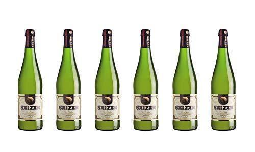 Sidra Saizar 12 botellas de 75cl