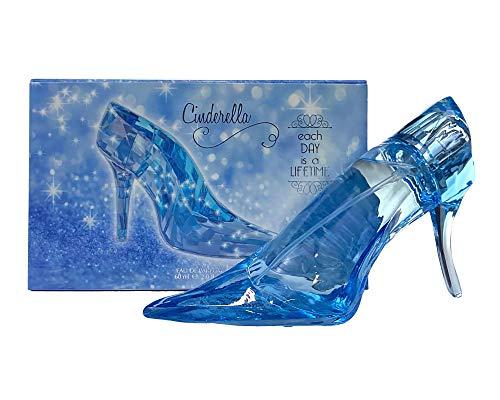 Cinderella Slipper By Disney 2 Oz / 60 Ml Spray Perfume For Women