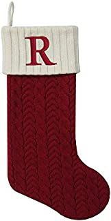 Best monogram knit stocking Reviews