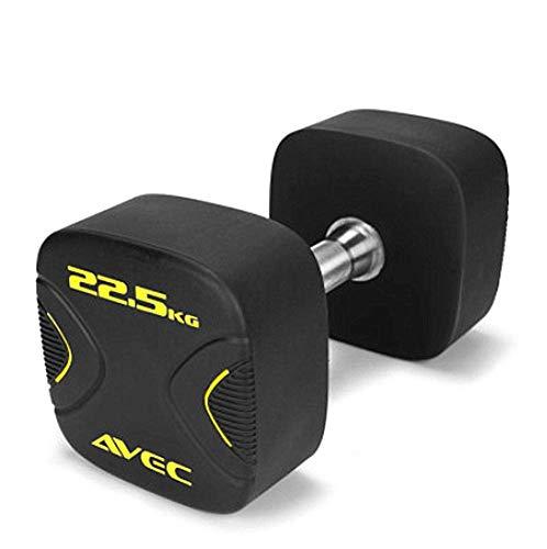 YLJYJ Fitness-Hanteln für Männer und Frauen, Arm-, Bein-, Brustmuskeltraining, Kraft, Geschwindigkeit, Ausdauerform, die perfekte Figur für jeden Boden, 22,5 kg