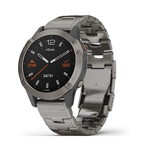 Reloj Garmin Fenix 6 Sapphire 010-02158-23