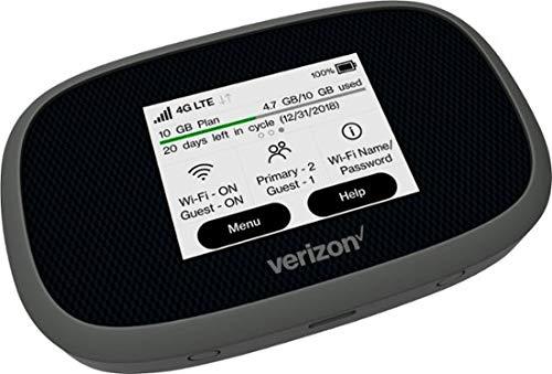 Verizon Wireless Jetpack 8800L 4G LTE Advanced Mobile Hotspot (No Sim Card Included) (Renewed)