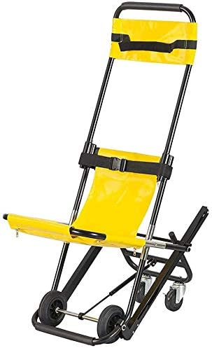 GaoFan Folding EMS Stair Chair, Medical Lift Stair Chair for Amb