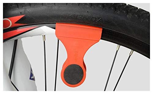 Phoenixset HANDY PRÁCTICO TB-BR20 Ciclismo Sintonizador de la zapatilla Sintonizador de la zapata V La herramienta de colocación de ajuste de la alineación de frenos V MTB Herramienta de reparación de