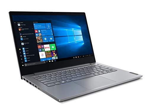 Lenovo ThinkBook 13s IWL - Ordenador portátil 13.3' FullHD (Intel Core i5-8265U, 8GB RAM, 256GB SSD, Intel UHD Graphics 620, Windows 10 Pro), Color gris - Teclado QWERTY español