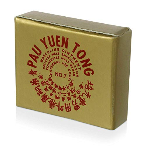 Pau Yuen Tong Old Chinese Balm by FH