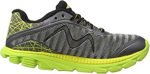 MBT Damen Racer 18 W Sneakers, Grau (Silver Gray & Lime 1163y), 38 EU