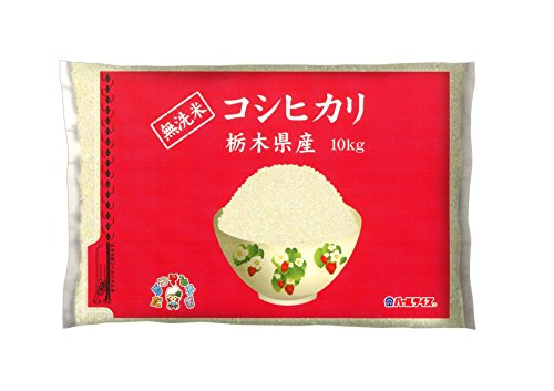 【精米】[Amazon限定ブランド] 580.com 栃木県産 無洗米 コシヒカリ 10kg 令和2年産