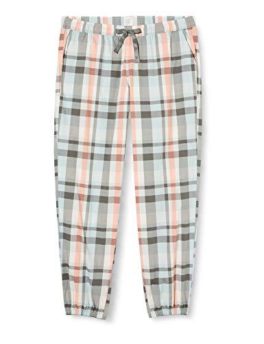 Schiesser Damen Mix & Relax Webhose lang Pyjamaunterteil, Multicolor 1, 38